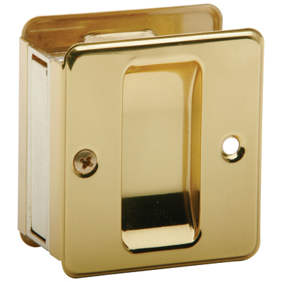 Schlage Pocket Door Lock Installation Instructions