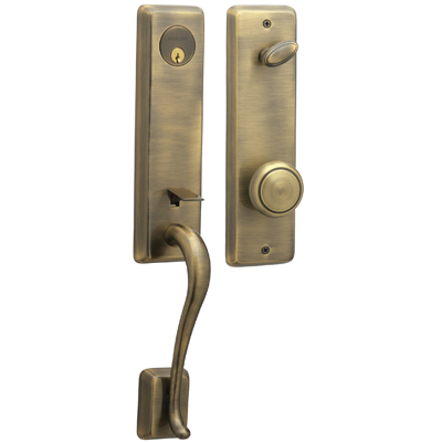 Schlage Handle Sets Monaco